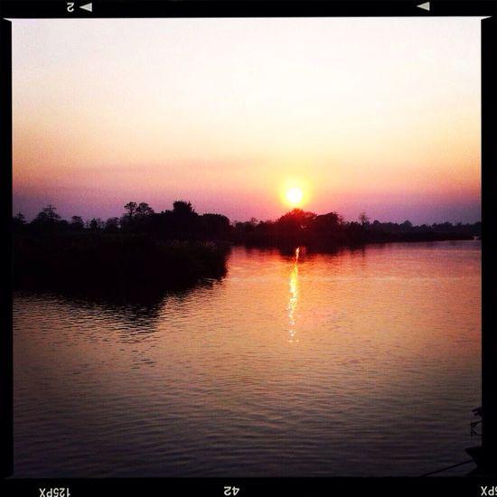 最高の夕日だった。 Beautiful Sunset Landscape Travel Photography around 4000 Island