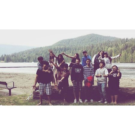 Splendid day Squad SquaDD  Bestfriends Park beach picnic bbq outdoors outdoor igers tflers life