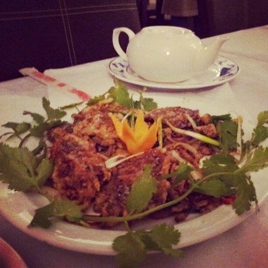 Softshellcrab Vietnamese Tamarind Restaurant HaNoiQuan MANCHESTER foodgasm food foodporn