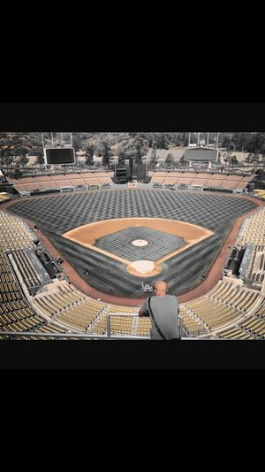 Dodger Stadium Vacations Boy L.A Business Finance And Industry No People Roof Stadium Architecture Outdoors Day