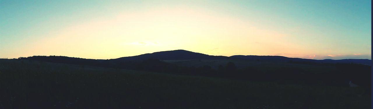 Mountain Sun Mountain View Beautiful