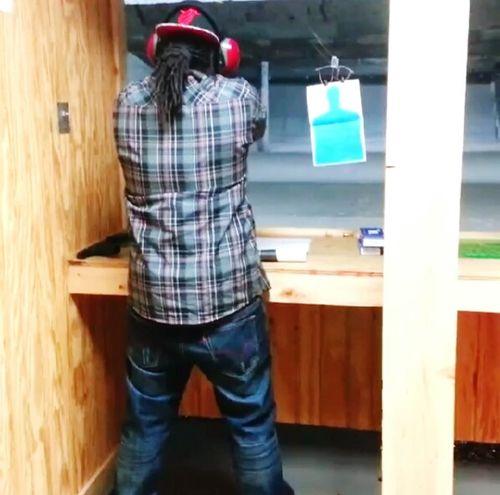Shooting Gun Range Practice Marksmanship