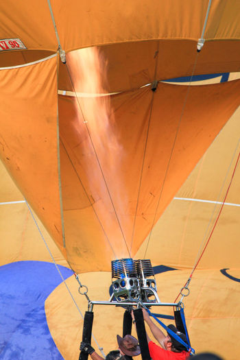 Hot air balloons festival at Polo ground, Penang, Malaysia Transportation Technology Real People Indoors  Mode Of Transportation Lifestyles Day Leisure Activity Photography Themes Metal Equipment People High Angle View Nature Sport Adventure Ceiling
