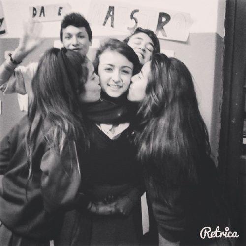 Las amo hermanasas ♡ ♥ ♡ Altoescracho . Jajajaj