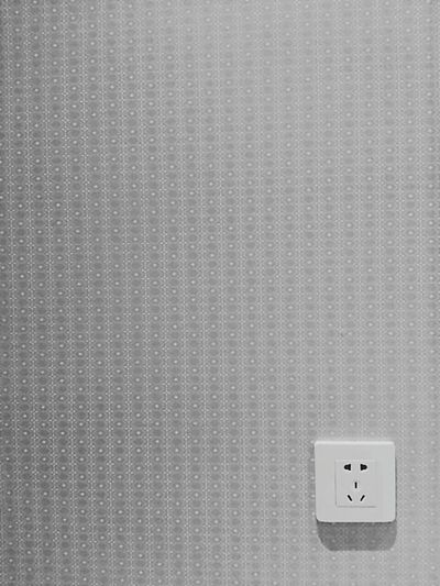 Shades Of Grey Wall Plug Socket Black & White Black And White Home Visual Statements
