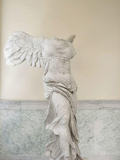 Angel Angel Wings Angel Statue Indoors  No People