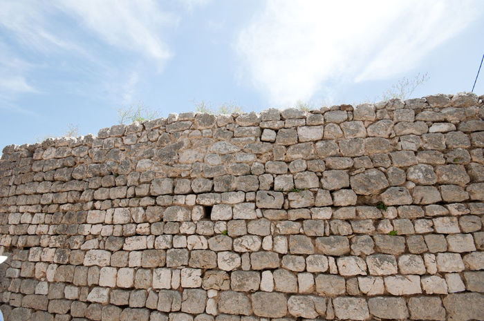 Marvels Mauer Wall Architecture Building Exterior Built Structure Day Industry Nature No People Outdoors Rough Sky Steine Stone Material Textured