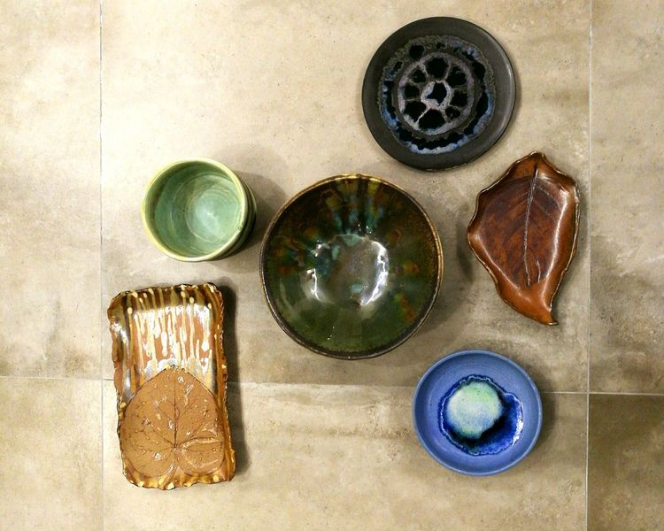 No People Archival Close-up Indoors  Pottery Art Pottery Pottery Bowls Pottery Bowl Pottery Pieces