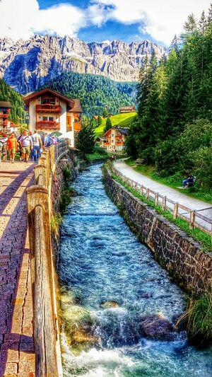 Trentino passo