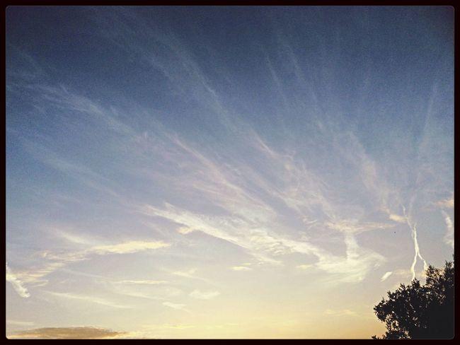 Beautiful Sky Blue Sky
