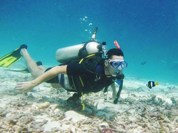 Diving Rachaya Thailand