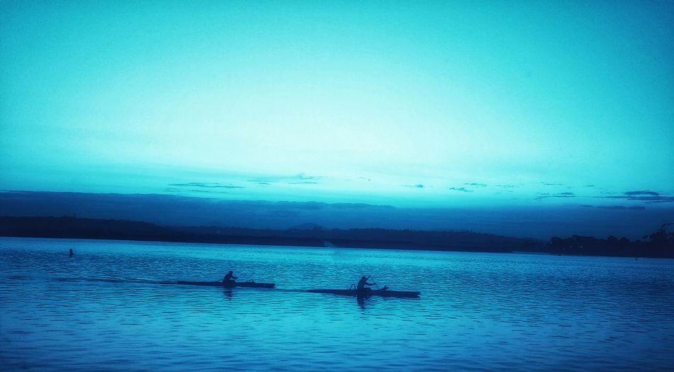 Blue Dawn Dawn