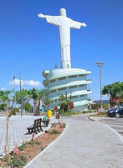 ConselheiroLafaiete Cristo Ensolarado Sunnyday Colorful Motog Fotor Mobilephotography