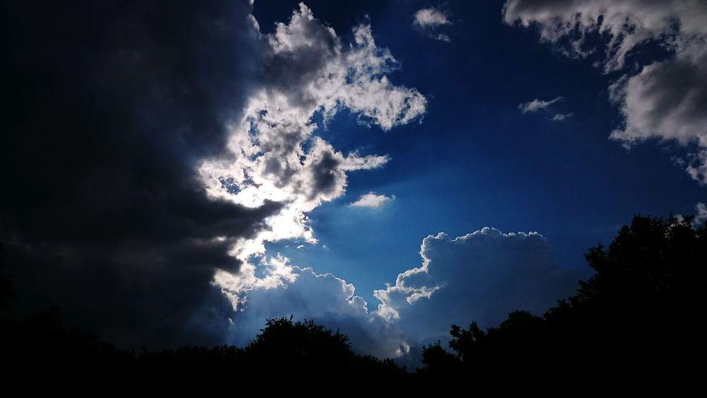 Hungary Felhő Felhők Clouds Clouds And Sky Mobilephotography Mobilephoto Sony Xperia XperiaZ1