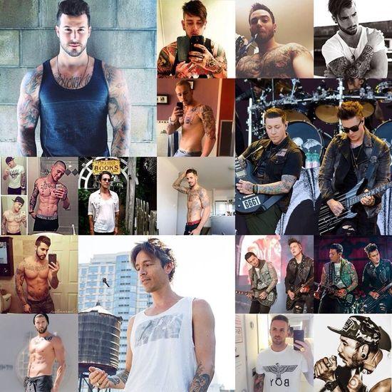 They r my fav tattoos men & artists Man With Tattoo Tattoo if u guys like them, so go follow em on ig @justinnreed @tattedupcorey_ @king_andy89 @super_man121 @buddsyboy @markkif3 @xxlorentodxx @tomsherbert & @chezrust