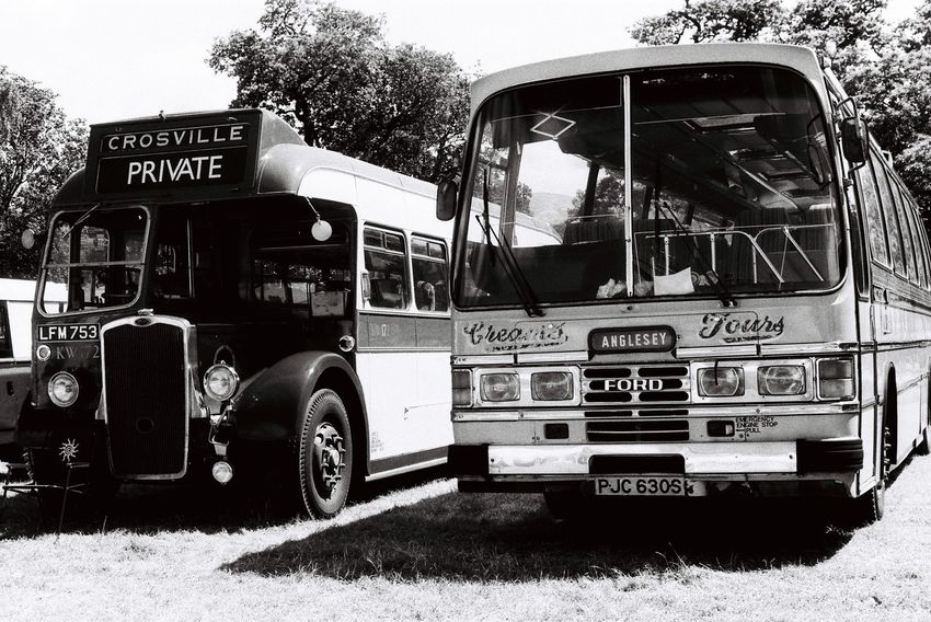 Busses Day No People Old-fashioned Outdoors Retro Styled Transport Vintge Black And White Friday EyeEmNewHere Be. Ready.