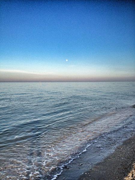 Mare Sunset Summer Sea