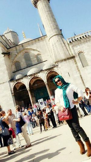 Travel Photography Traveling Blue Mosque, Istanbul Istanbul Turkey Hello World Enjoying Life I Love Travel For My Own Photo Journal Happy Holidays! Where I'd Rather Be... Walking Around Having A Good Time