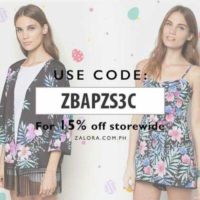 Hello World Check This Out ZaloraPH Zalora Onlineshopping Discount Great Deals Sale Men And Women Fashion shop it here>>> http://www.zalora.com.ph