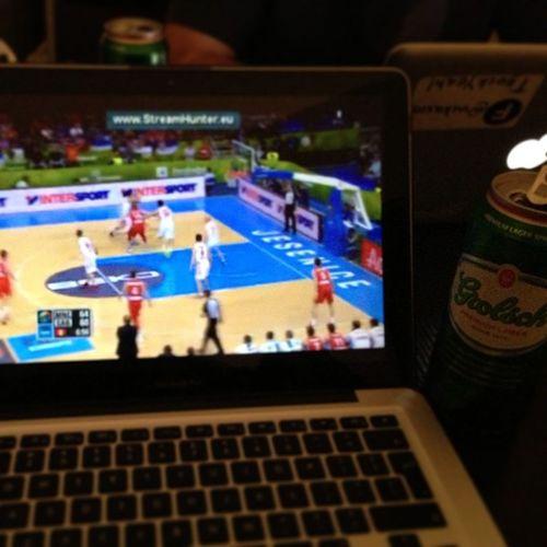 Život u dijaspori Eurobasket2013