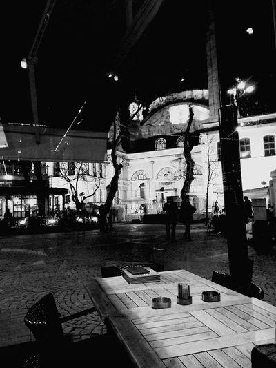 Ortaköy Istanbul Blackwhite Perfect 이스탄불 이뻐 사람