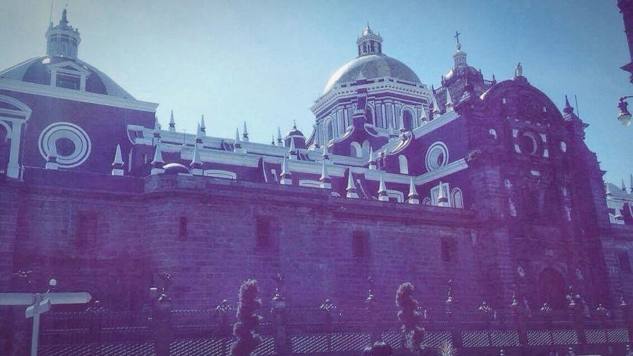 Travel Destinations Puebla Puebla De Zaragoza Architecture Construcciones  Destinos
