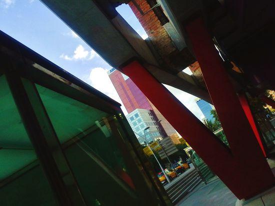 Hi! Barcelona Spain♥ Plaza De Toros Las Arenas, Barcelona Relaxing Disegn Hello World Colors City