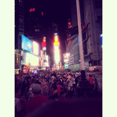 Times Square?