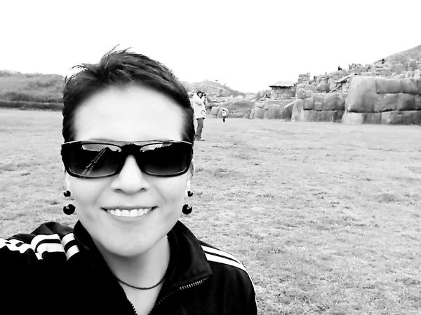 Me at Sacsayhuaman, Cusco That's Me My Unique Style Enjoying Life Reloading Hello World Enjoying The Sights Make Magic Happen Magic Moments Traveling Check This Out
