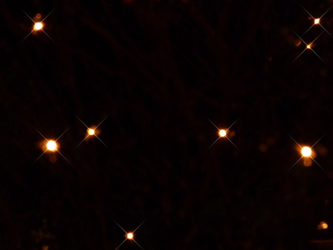illuminated, night, lighting equipment, street light, moon, electricity, low angle view, no people, outdoors, spotlight, close-up, sky