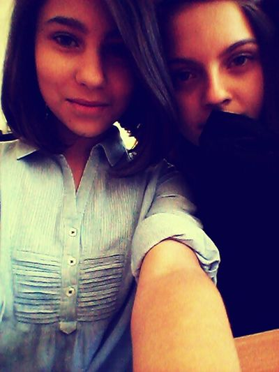 With My Bff♥