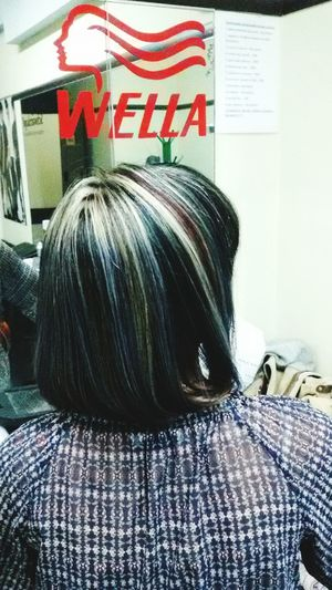 Hairstyle Haircolor Change Hairdresser