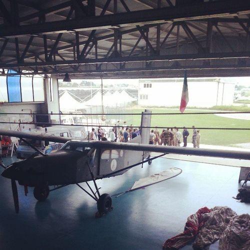 Paracadutismo Aereo Cielo Sky Hangar