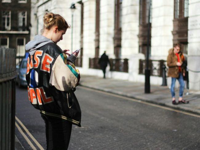 London Fashion Girls Style Street Photography Vintage The Fashionist - 2015 EyeEm Awards Up Close Street Photography