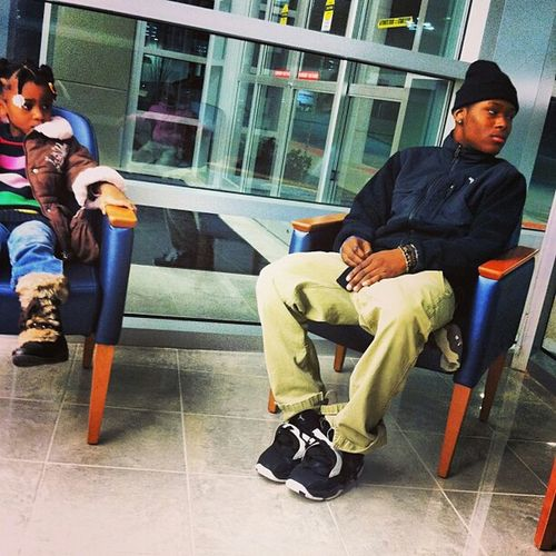 - At The Hospital ..
