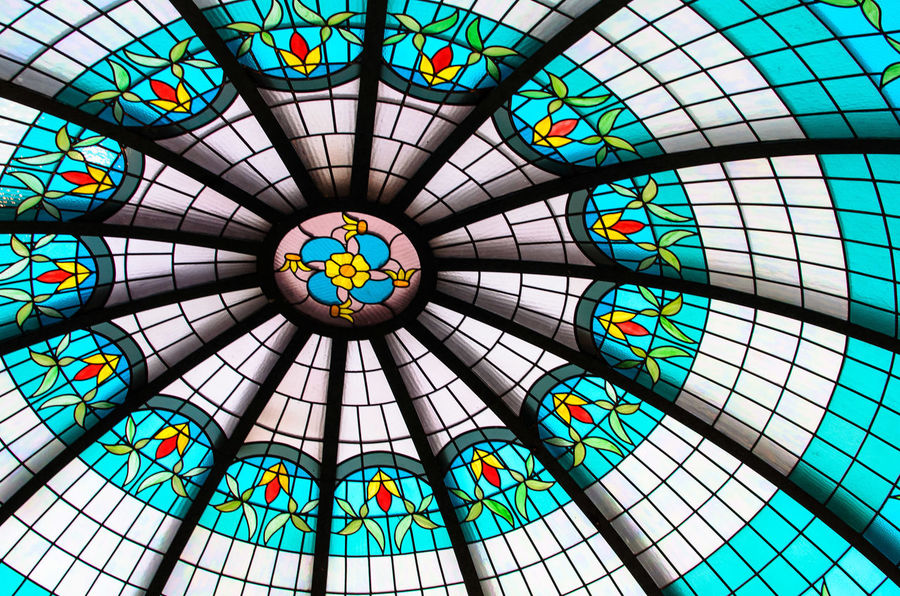 Dome Dome Roof Rofftop Shining Backlight Architecture Architectural Feature Design Structure Glass Art