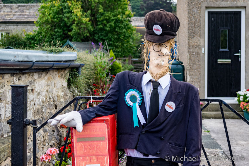 kettlewell scarecrow festival Kettlewell Kettlewell Scarecrow Festival Scarecrow Scarecrow Festival Yorkshire Dales