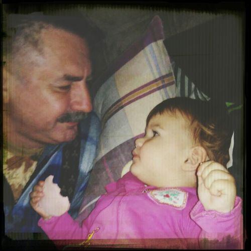 С дедой