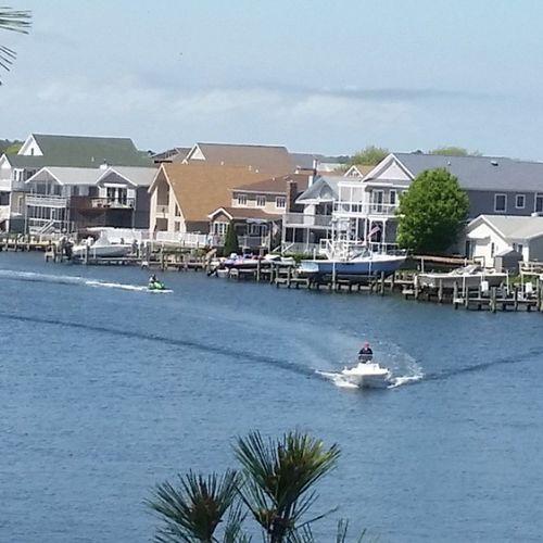 Coming in... Boats Boatinglife Jetski Jetskiing oceancitycool oceancity maryland ocmd ocmdphotography everythingoc