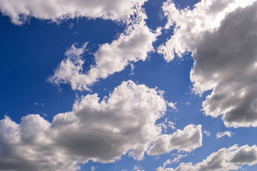 Sky and clouds Backgrounds Beauty Beauty In Nature Blue Cloud - Sky Cloudscape Day Dramatic Sky Environment Nature Outdoors Scenics Sky Sunlight Weather