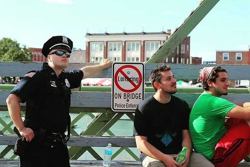 Awesome Greatcop Canalfest