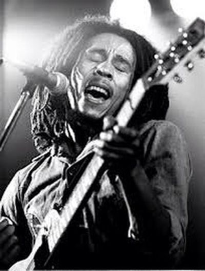 Happy Birthday Bob Marley .