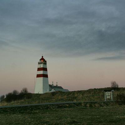 Lighthousesunset. EyeEm Best Shots Eye4photography  Nature Landscape Sunset Clouds And Sky Architecture Norway