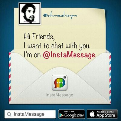 I'm on @InstaMessage! Chat with me now! Instamessage Male Maldives Komandoo