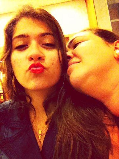 Minha sobrinha linda e amada Mariany Almeida Calegário! Amodemais
