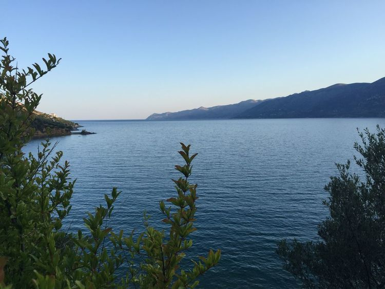 Blue Sea Blue Sky GREECE ♥♥ Happy People Mani Nature_collection Naturelovers Sea Summertime