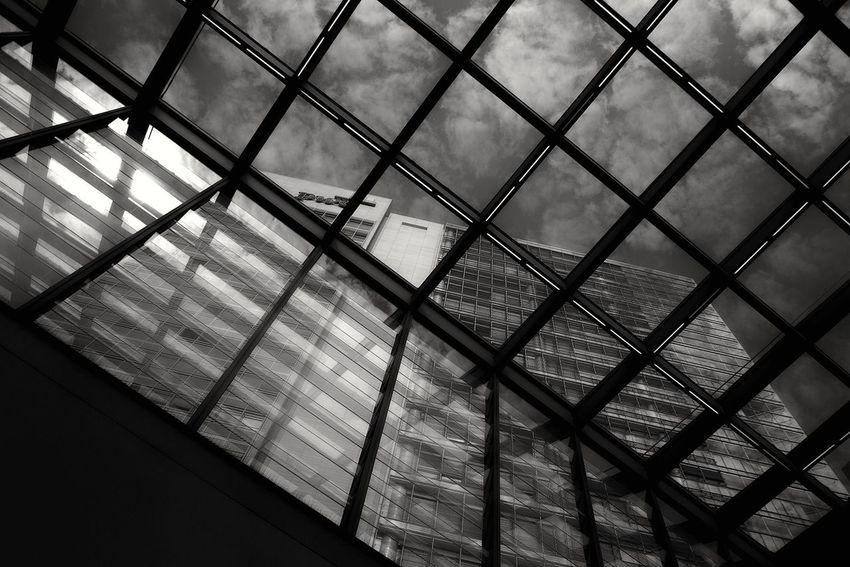 Blackandwhite Monochrome Architecture_bw Urban Geometry