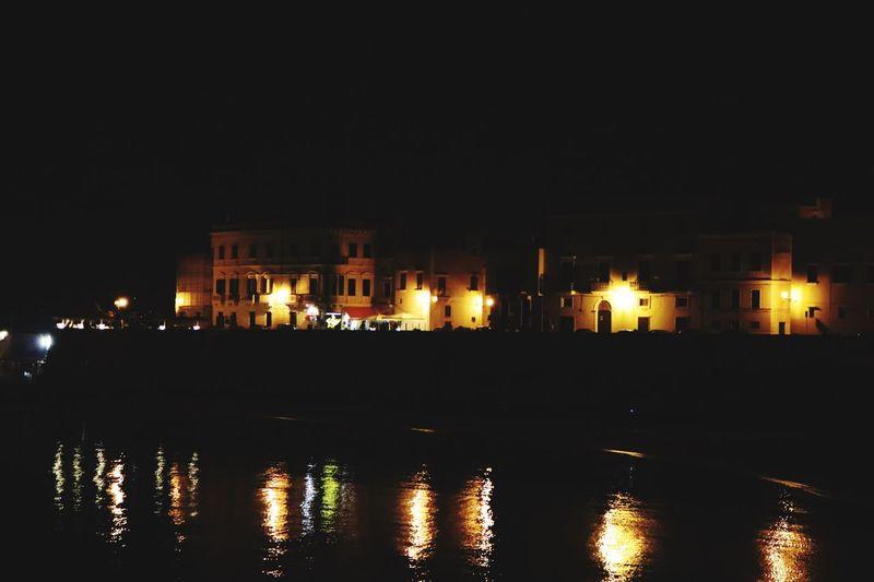 Galipolli Night Lights Night View