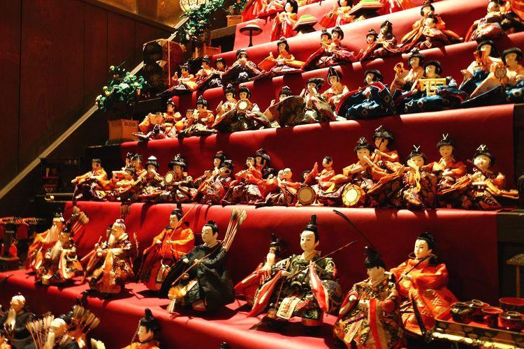ファインダー越しの私の世界 雛祭り Hinamatsuri Doll Dolls