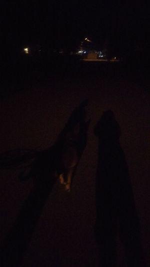 Dark Two People